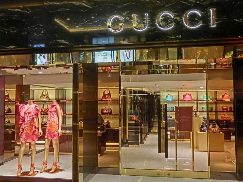 高檔時裝品牌Gucci背後原來是一連串家族鬥爭的暗黑史(圖/Wikimedia)