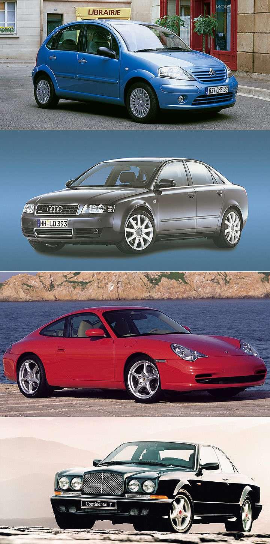 永業進出口股份有限公司曾代理多種汽車品牌。(圖片取自u-car)