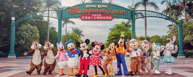 香港迪士尼此時根本不用排隊,如果你敢造訪,保證可以玩到飽!(圖片來源:香港迪士尼官網)