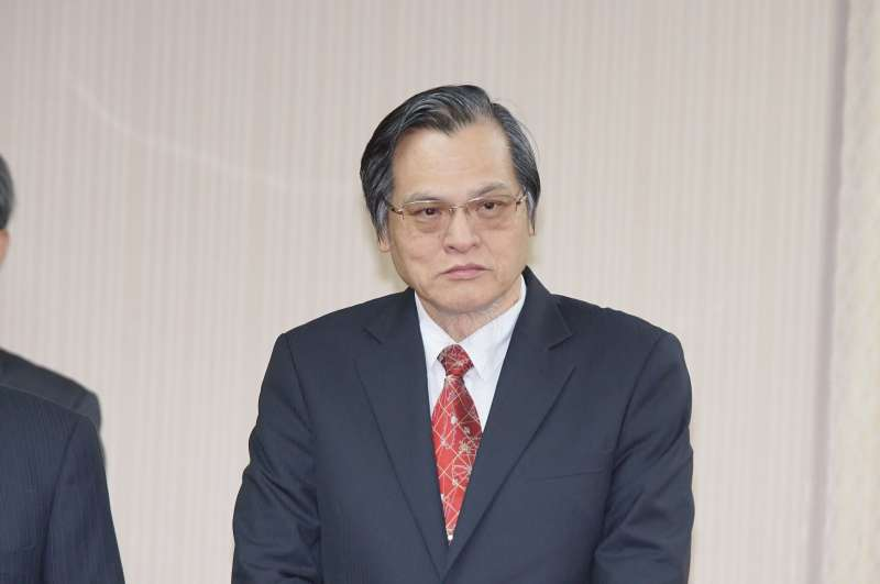 20191205-陸委會主委陳明通5日出席內政委員會備詢。(盧逸峰攝)