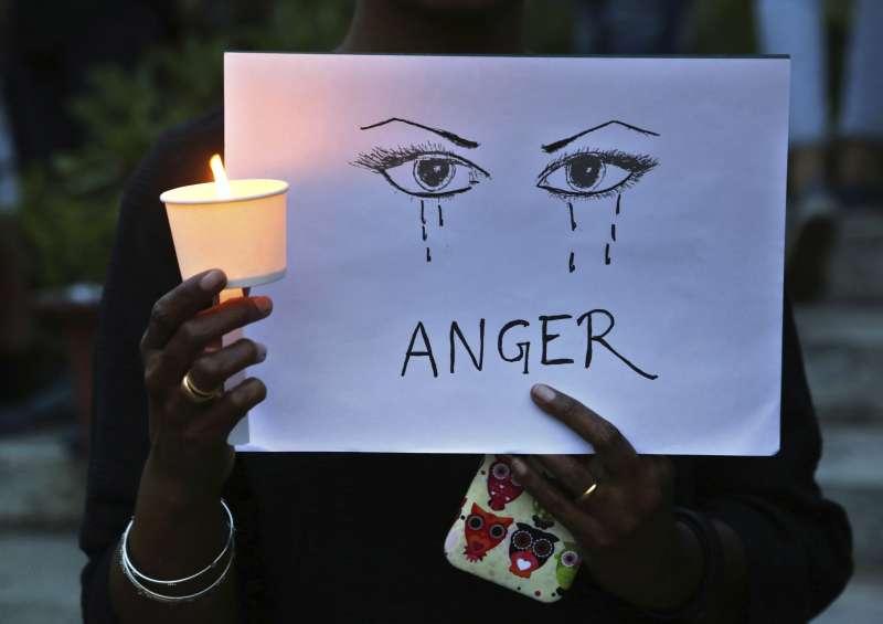 印度女性處境惡劣,遭性侵、遭殺害慘案頻傳(AP)