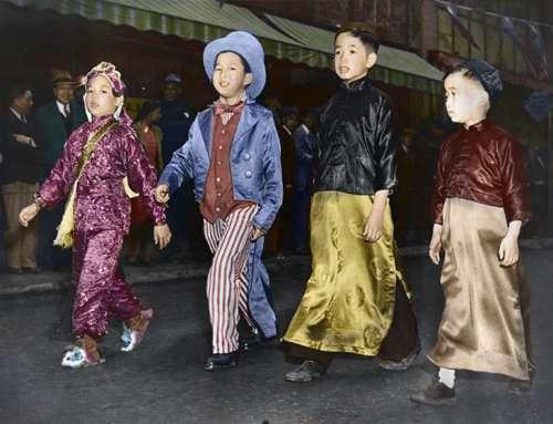 12. 華僑幼童的自豪與自信