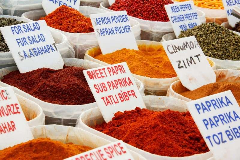 土耳其是辣椒消費大國。(public domain@pixabay)