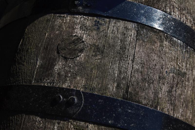 圖說:初次Oloroso雪莉桶的熟成,是皇家柏克萊的另一重點,讓威士忌擁有獨到的豐富辛香味及圓潤醇厚的尾韻(圖 / 大盛酒品提供)