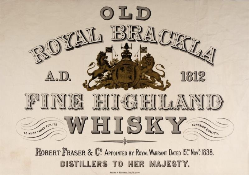 圖說:由身經百戰的William Fraser上尉創立的柏克萊酒廠,不過短短光陰就成為第一款由皇家認證的酒廠,自此成為皇家柏克萊(圖 /大盛酒品提供)