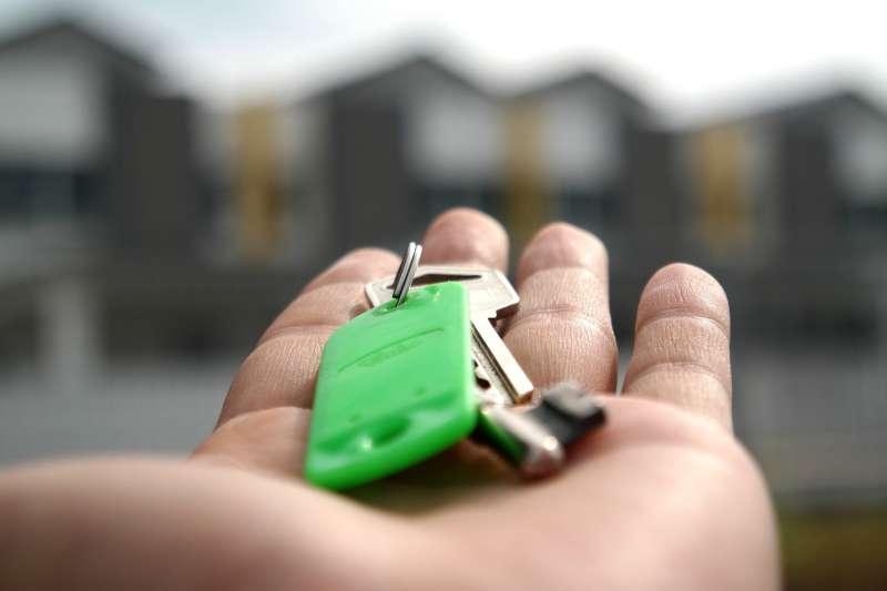 房租錢拿來買套房?網友列三大條件才好轉手 (圖/Pixabay)