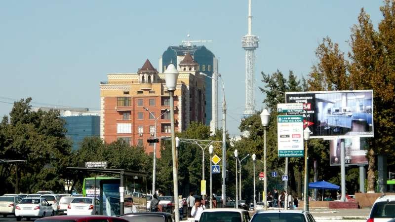 中亞國家烏茲別克首都塔什干(Tashkent)(Guidecity@Wikipedia CC BY-SA 3.0)