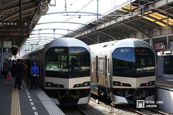 瀨戶大橋通車三十幾年,民眾早已習慣以鐵道往來兩地,也讓宇野航路最終走入歷史。圖/想想論壇