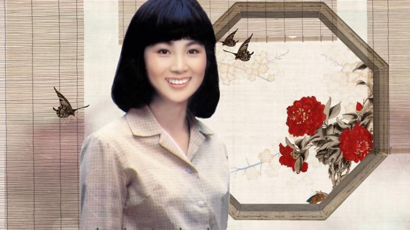 鳳飛飛(圖/charmer0966@youtube)https://www.youtube.com/watch?v=F36Nu9XSBa8