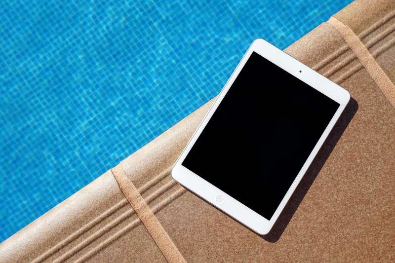Apple iPad系列。(maarten van den heuvel@unsplash)