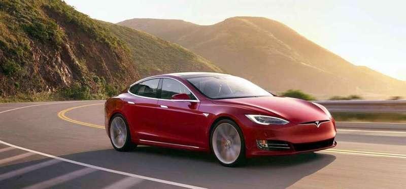 特斯拉Model S系列電動車。(Automobile Italia@flickr)