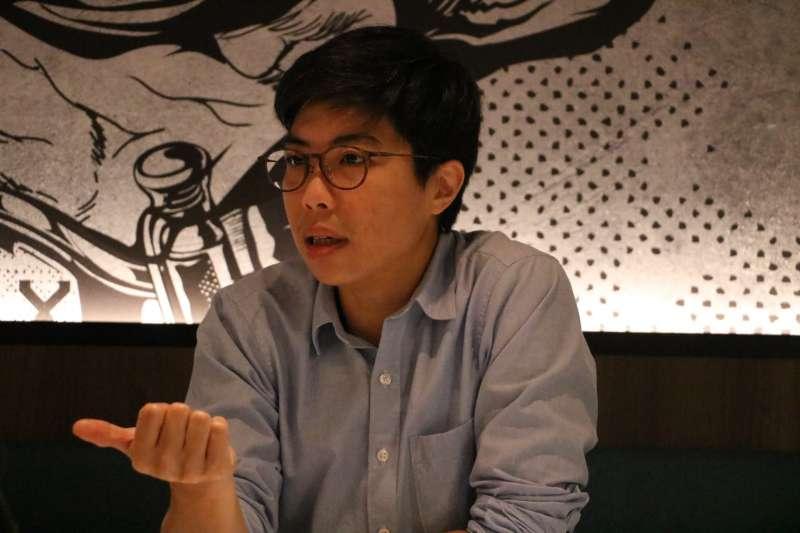 圖說:區經理莊佳蘭表示:「只要願意打破規則,就能有大量特別但又非常適合的料理組合。」(攝影 / 風傳媒)