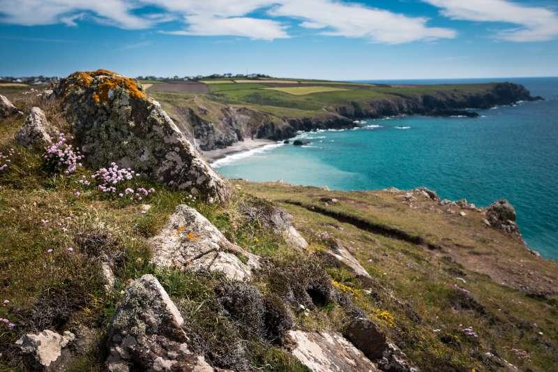 英格蘭西南角海岸線(圖/Flickr)
