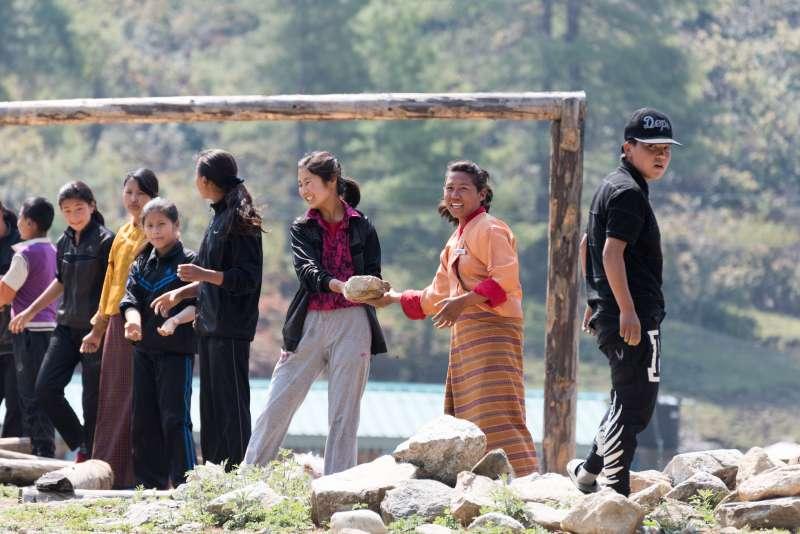 不丹被譽為「最幸福的國家」(圖/Flickr)