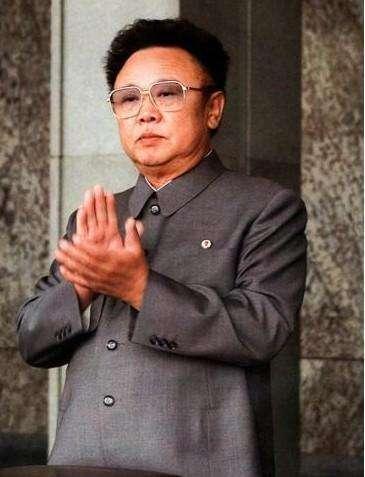 2011年,北韓前任國家領導人金正日辭世(圖取自網路)