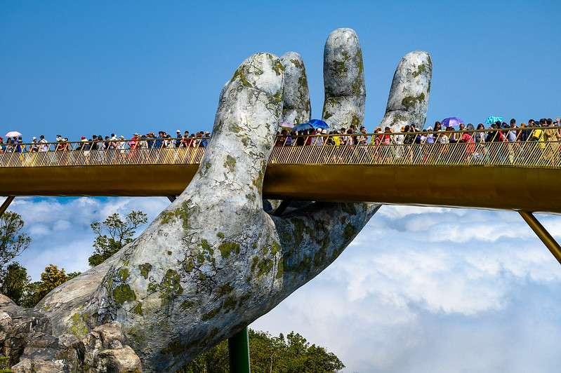 20191230越南巴拿山(圖片取自Flickr/CC BY 2.0@Xiquinho SilvaFollow)