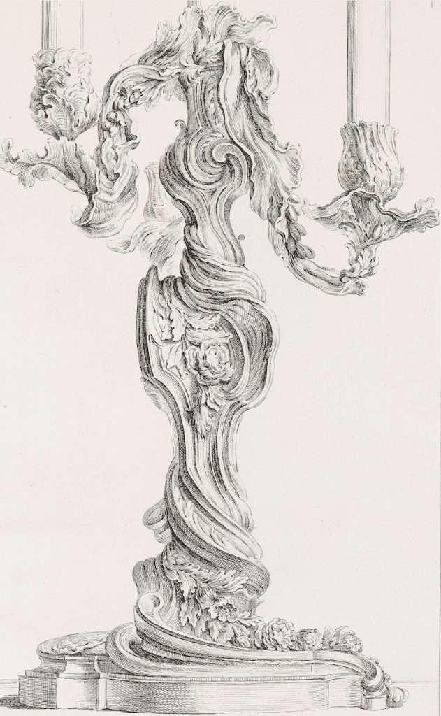 06 雕刻的細節,加布里埃爾·休伊爾(Gabriel Huquier)。(圖/Wikimedia Commons Public Domain@Cooper Hewitt)