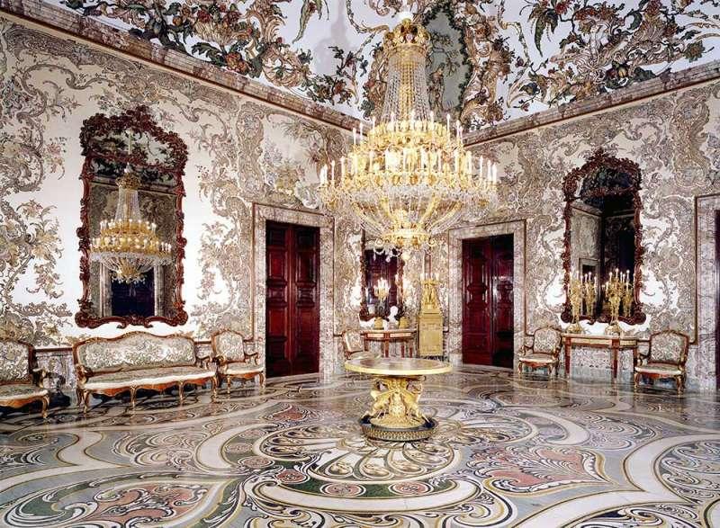 07 馬德里皇宮,西班牙宮殿。(圖/瘋設計)