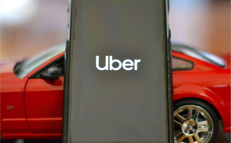 Uber 在加州已有20萬駕駛,可以想見「升格」將造成多大衝擊。(圖/鱸魚)