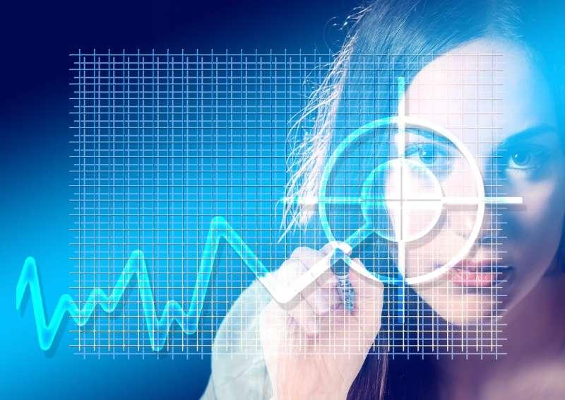投資的最好切入點「技術分析」。(圖/ pixabay)