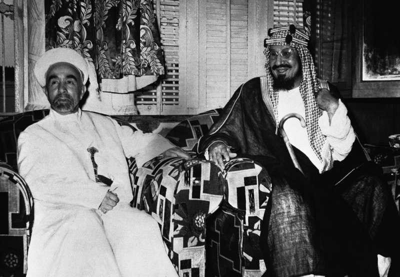 已故約旦國王阿布杜拉一世。(AP)