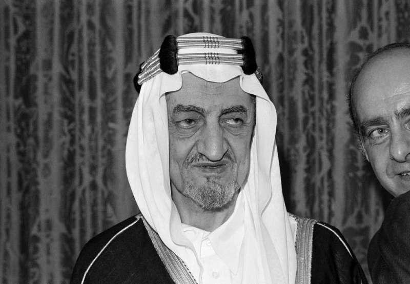 沙烏地阿拉伯第三位國王費瑟(King Faisal)。(AP)
