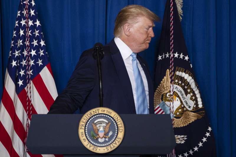 美國總統川普下令除掉伊朗將領蘇萊曼尼(AP)