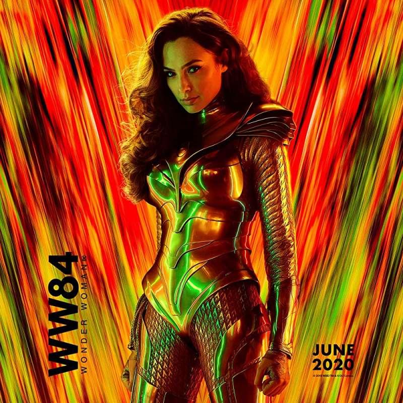 《神力女超人1984 Wonder Woman 1984》(圖/IMDb)