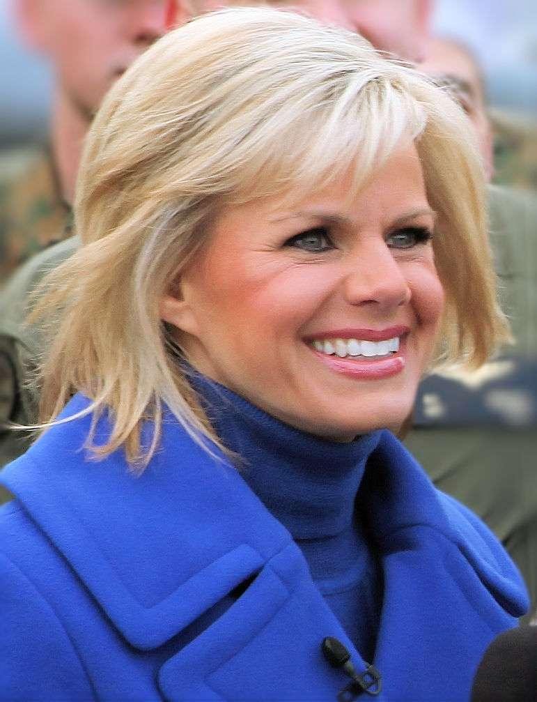 曾任福斯晨間新聞的女主播格蕾琴.卡爾森(Gretchen Carlson)向法院控告艾爾斯長期對她性騷擾,讓整起事件爆發。(圖/Wikipedia)