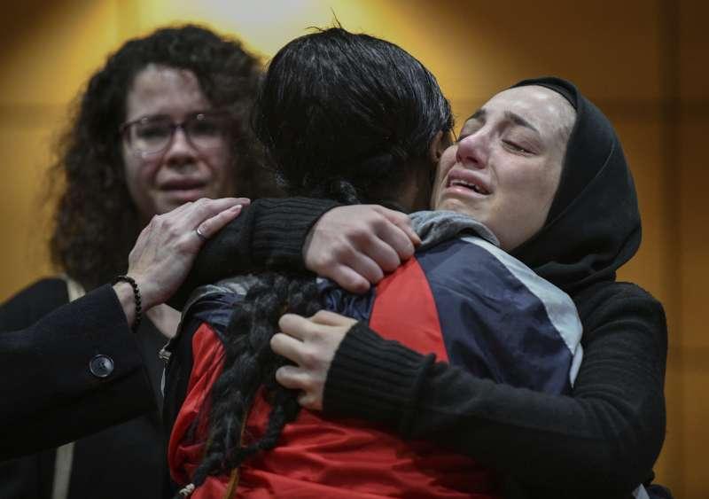 2020年1月8日,伊朗軍方以飛彈擊落1架烏克蘭國際航空編號PS752班機,釀成176人罹難的慘劇。(AP)