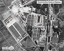 德國達豪集中營為納粹建立的第一個集中營(圖/取自維基百科)