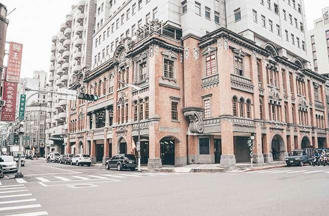 台北保安門市。(圖/星巴克官網)