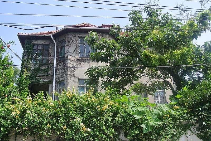 臺靜農在青島的故居,現在被列為保護單位。(StefanTsingtauer ∕維基百科)