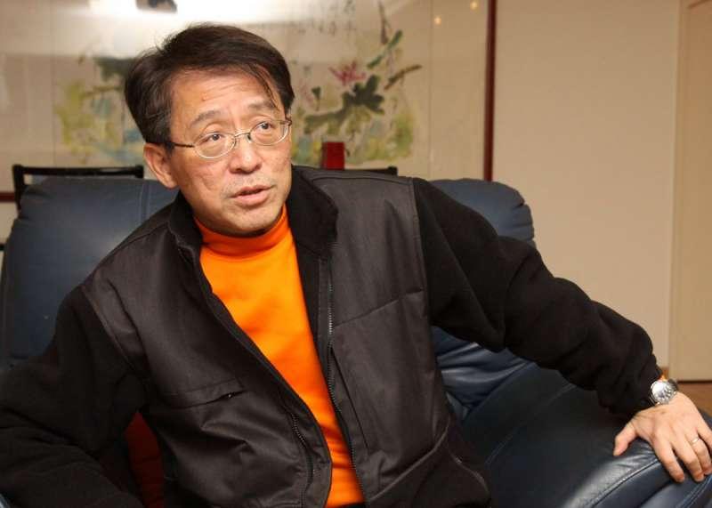 劉君祖認為政府失去民意支持,將是鼠年各國普遍的現象。(新新聞資料)