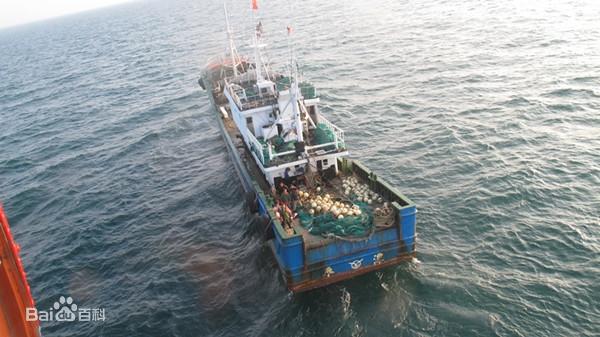 907慘案中的「閩平漁5540號」(圖/百度圖庫)