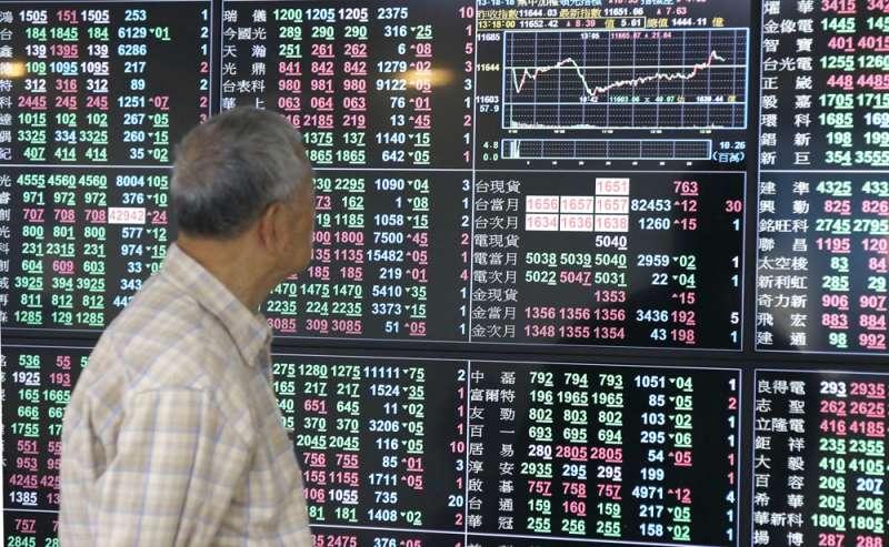 不少內外資法人都看好今年台股指數能創歷史新高。(郭晉瑋攝)