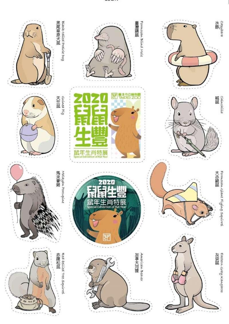 台北市立動物園,鼠鼠生豐(台北市立動物園)