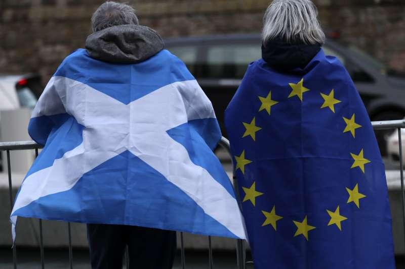 英國脫歐:蘇格蘭要再辦獨立公投,以留在歐盟(AP)