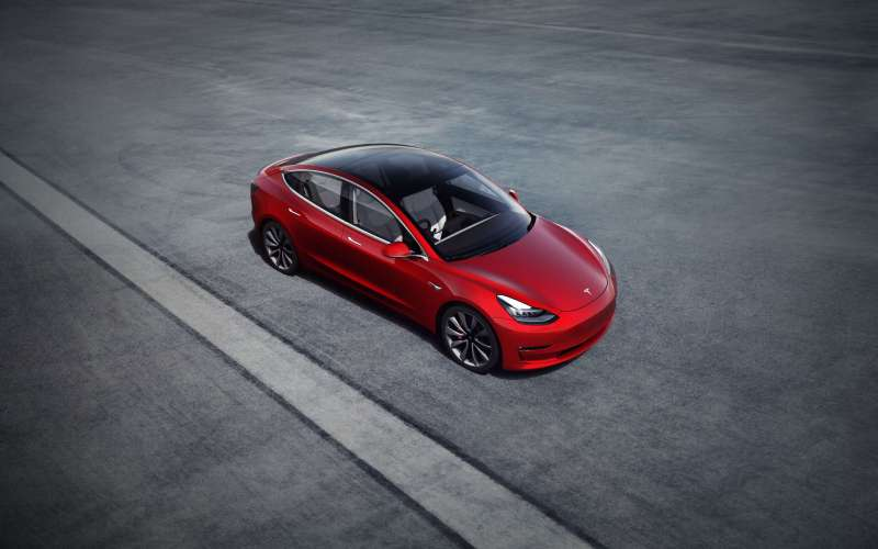 Model 3目前還處於早期的發展階段,將進軍中國市場。(圖/ Tesla)