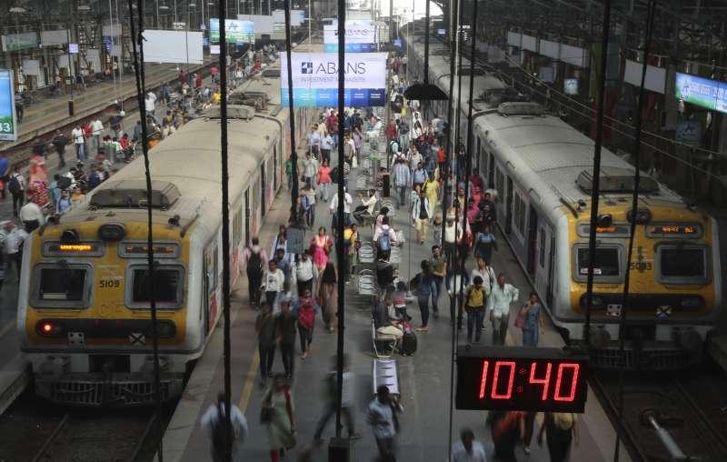 印度孟買是全球交通最繁忙的城市之一(AP)