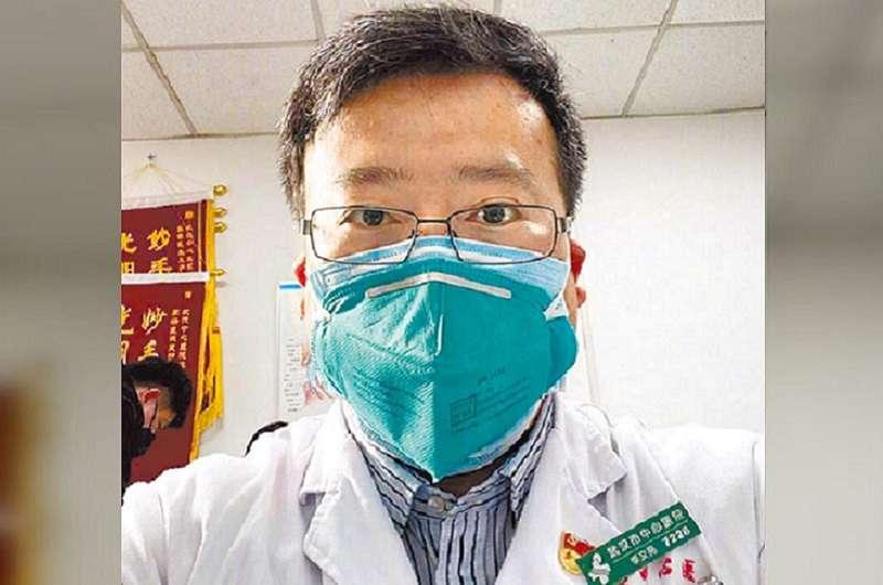 武漢肺炎八位吹哨者之一的李文亮醫師,於二月七日凌晨離世。