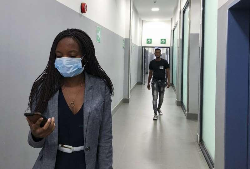武漢肺炎疫情升高,與中國關係密切的非洲各國也拉高警戒。(AP)