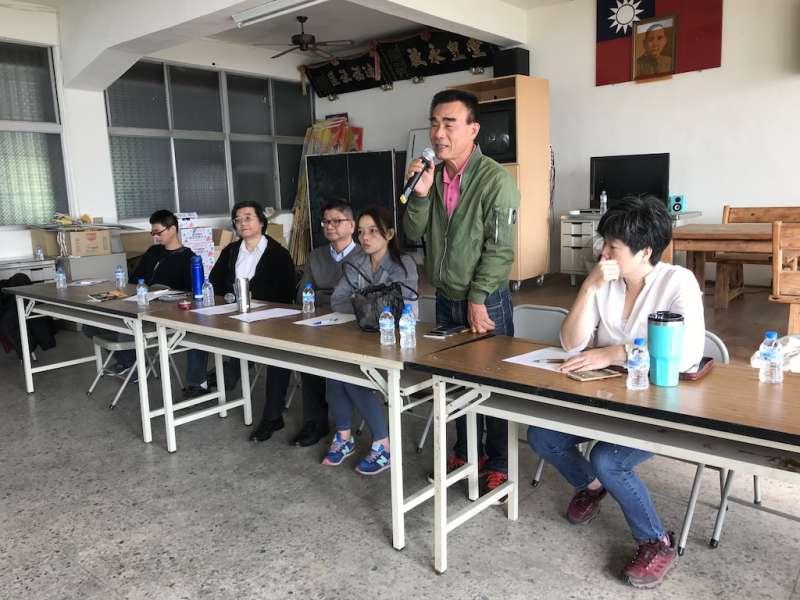因應野生動物破壞農作問題,農業局邀專家出席座談會提對策。(圖/徐炳文攝)