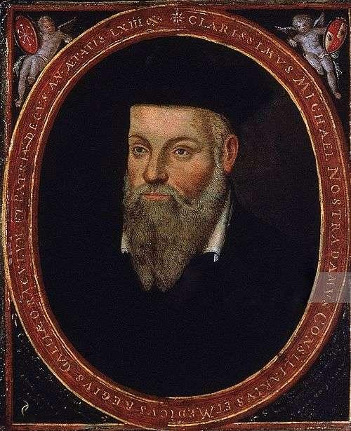 諾斯特拉達姆士是當時著名的瘟疫醫生。圖/維基百科