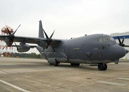 MC-130J(維基百科/公用領域)