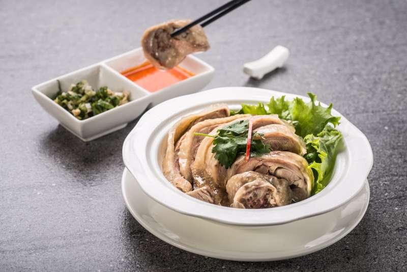 圖為莆田招牌菜「雙味海南雞」 (圖/風傳媒)