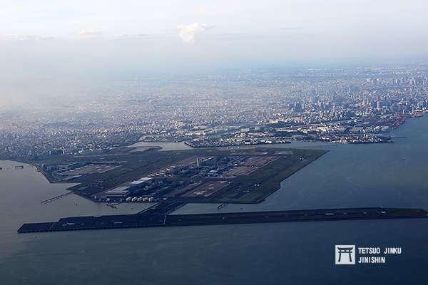 歷經多次的擴建,羽田機場擁有四條跑道,並且擁有一年8700萬人次(2018年)的吞吐量。圖/想想論壇