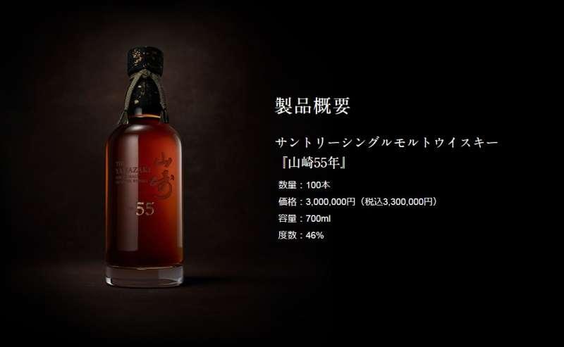 01(圖/擷取自山崎蒸餾所官網)