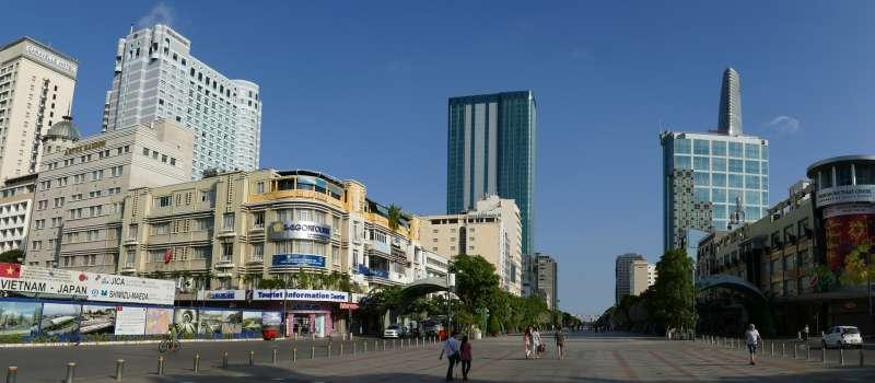 台商估計,越南今年經濟成長恐因新型冠狀病毒肺炎疫情損失達2.1%,受創程度不小(圖片來源:越南最前線粉絲團)