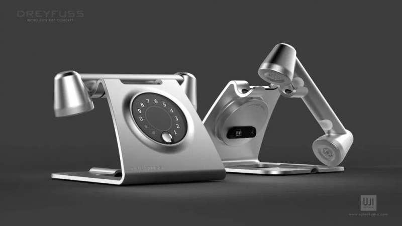 02 陽極電鍍的銀鋁飾面。(圖/瘋設計)